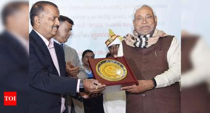 Nitish launches series of new BSEB projects