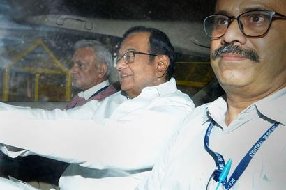 CBI Officer Who Scaled Six-foot Wall to Arrest Chidambaram Awarded President's Police Medal