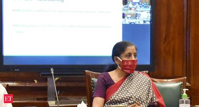 Finance Minister Nirmala Sitharaman asks heads of 23 CPSEs to boost capex plans