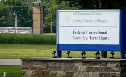 US Judge Delays First Federal Execution In 17 Years
