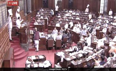 Rajya Sabha Breaks Tradition By Paying Tributes To Arun Jaitley, Others