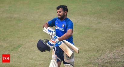Rohit Sharma cleared to play first T20I against Bangladesh