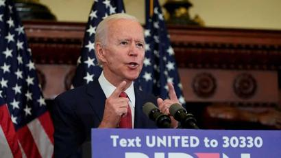 Biden says Trump did nothing as Russia placed bounties on US Army personnel
