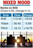 Bank merger faces short-term hiccups