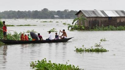 820 villages in 15 Uttar Pradesh districts hit by floods