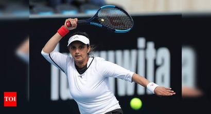 Indian Fed Cup team 'relieved' after matches moved out of China, Sania Mirza doubtful