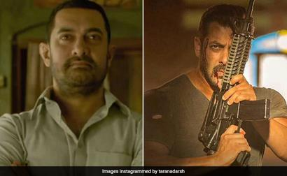 Aamir's Dangal To Salman's Tiger Zinda Hai: Decade's Top 10 Blockbusters