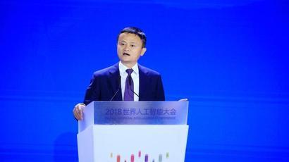 As trade war escalates between US and China, a warning from Jack Ma