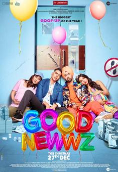 `Good Newwz` continues to win hearts on Box-Office!
