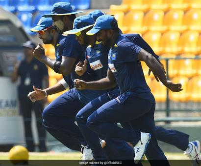 Sri Lankan Cricket Team To Resume Outdoor Training