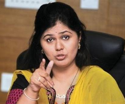 Pankaja skips BJP's core committee meeting