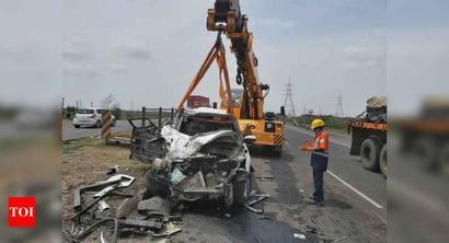 Gujarat: Surat bizman among three killed in road accident near Morbi