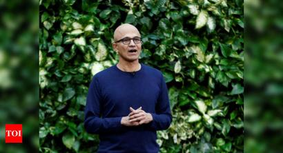 Support immigration or miss tech boom: Nadella
