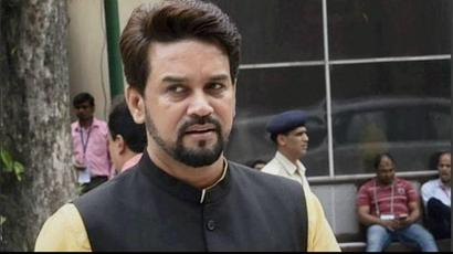 No proposal for raising Foreign Institutional Investment limit in PSBs to 49%: Anurag Singh Thakur