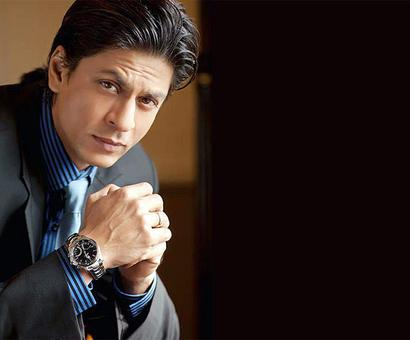 King Khan wishes Eid Mubarak to his fans in an adorable avatar!