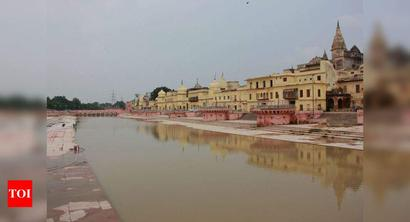 Ayodhya gets spruced up ahead of big day