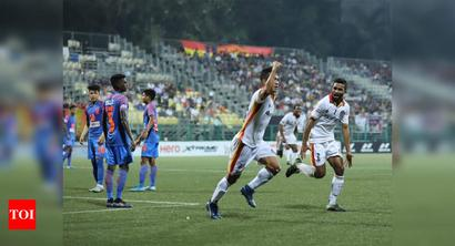 I-League returns to Cooperage, East Bengal beat Indian Arrows