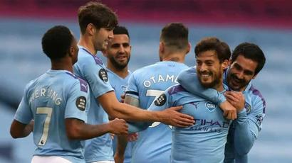 Silva on song as Man City pump five past Newcastle