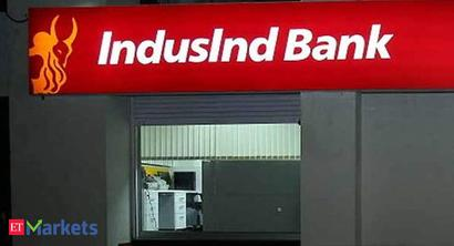 IndusInd Bank shares surge 13% in early session