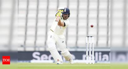 1st Test: England 15/0 at stumps, trail by 99 runs