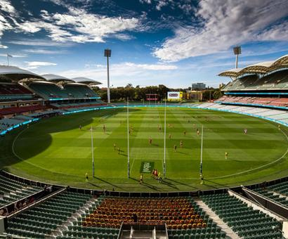 'Bio-secure' Adelaide Oval could be hub for India Test series