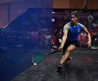 Joshna Chinappa Knocked Out Of World Squash Championship