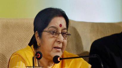 Sushma Swaraj has assured to write to Pakistan Government on Kartarpur corridor, claims Navjot Singh Sidhu