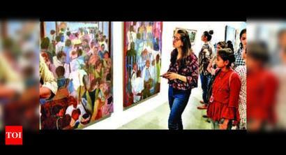 TAPI Utsav enthrals Surtis, brings culture alive