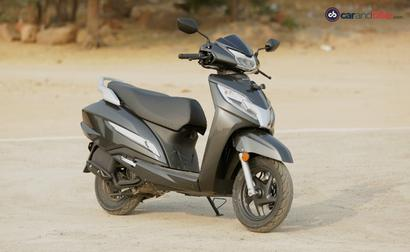 Honda Motorcycle And Scooter India Sales Cross 4 Million Mark In FY2020