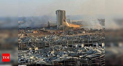 Lebanon explosions: Utter devastation as toll from Beirut monster blast tops 100