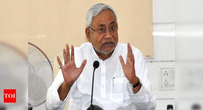 Fight coronavirus with patience: Nitish Kumar