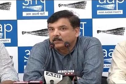 Centre Keeping Shaheen Bagh Issue Alive to Avoid Discussion on Pressing Issues, Says AAP's Sanjay Singh