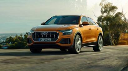 In Pics: Audi Q8 SUV at a glance
