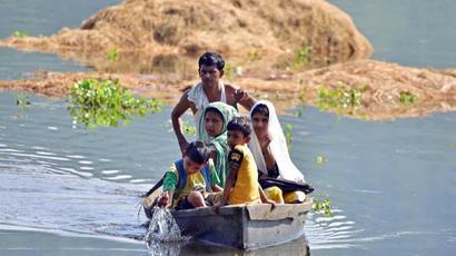 Assam flood situation remains grim; 1.5 million affected, 27 dead
