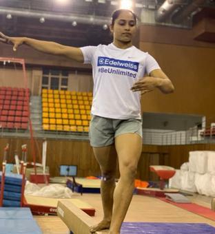 Olympics postponement rekindles Dipa Karmakar's hopes