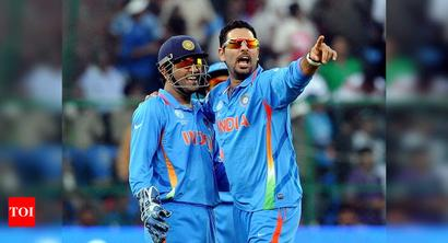 Dhoni had a lot of confidence in me till 2011 World Cup: Yuvraj Singh