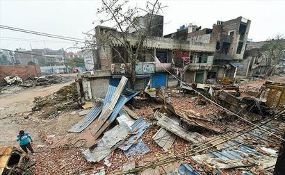 Row After Sitaram Yechury, Yogendra Yadav Named By Delhi Riots Accused