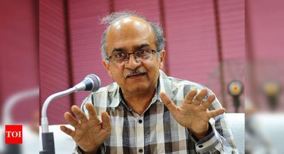 CJI not same as SC, says defiant Prashant Bhushan
