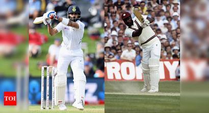 Virat Kohli bats exactly like Viv Richards, says Sunil Gavaskar
