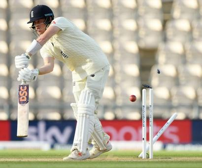 The problems of England and its cricket team