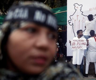 Shaheen Bagh-like protest breaks out in Mumbai