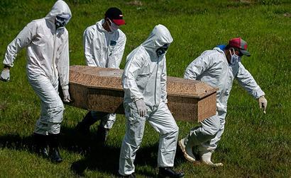 Brazil Surpasses 1 Lakh Coronavirus Deaths: Officials
