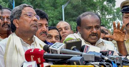 Bengaluru Police books former Karnataka CMs Siddaramaiah, HD Kumaraswamy for sedition, defamation
