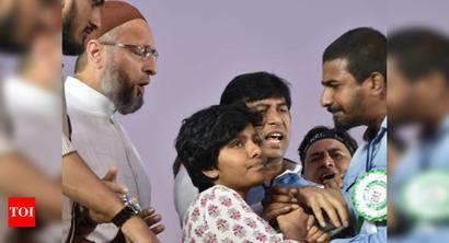 Pro-Pakistan slogans: Friends warned Amulya Leona Noronha to be careful in speeches | Bengaluru News - Times of India