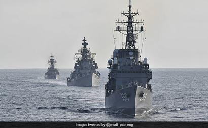 China's Posturing In Indian Ocean Will Disturb Peace In Region: Experts