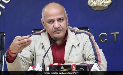 Delhi Court Seeks Action-Taken Report On Case Against Manish Sisodia
