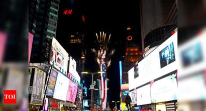 Ram's images to beam in New York's Times Square