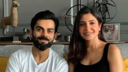 Anushka Sharma takes fun quiz with Virat Kohli, reveals who is the first one to...