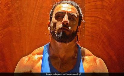 Here's What Ranveer Looks Like Now. Because,