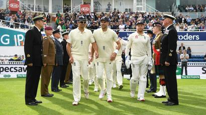 'Anderson knows the England dressing-room will never be the same' - Michael Vaughan